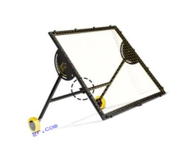 M-Station Talent Club Soccer Rebounder Used by Real Madrid Heavy Duty Professional Equipment School Training App