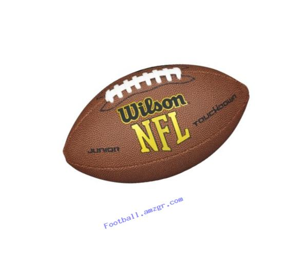 Wilson NFL Junior Touchdown Football