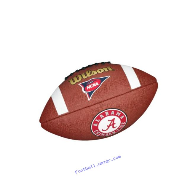 NCAA Alabama Crimson Tide Team Composite Football