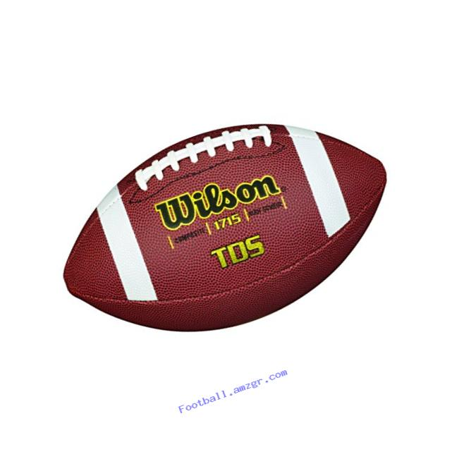 WILSON TDS Composite Football - Offical