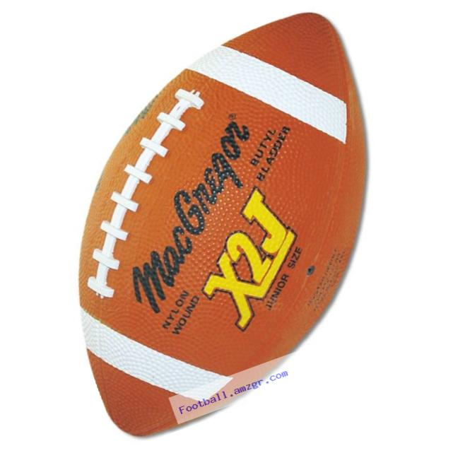 MacGregor X2J Junior Rubber Football
