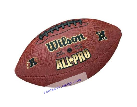 Wilson All Pro Composite NFL Pee Wee Football