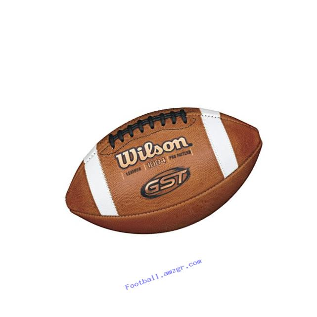 Wilson GST 1004 Pro Pattern Official Football